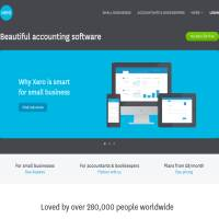 Xero Accounting Software image